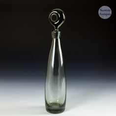 A Per Lutken Aristocrat Decanter for Holmegaard c1955