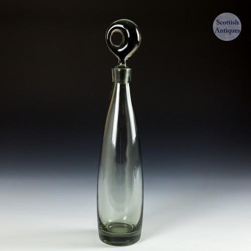 A Per Lutken Aristocrat Decanter for Holmegaard c1955