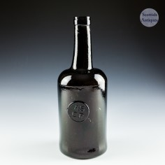 All Souls College Common Room Oxford Sealed Bottle c1785
