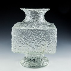 "A Timo Sarpaneva "" Crocus "" Vase Designed for Littala c1960"