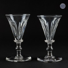 A Pair 19th Century Deceptive Glasses