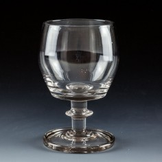 An Early 19th Century Rummer c1810