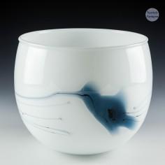 An Atlantis Bowl by Michael Bang for Holmegaard