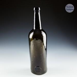 Emmanuel College Cambridge Sealed Bottle c 1835