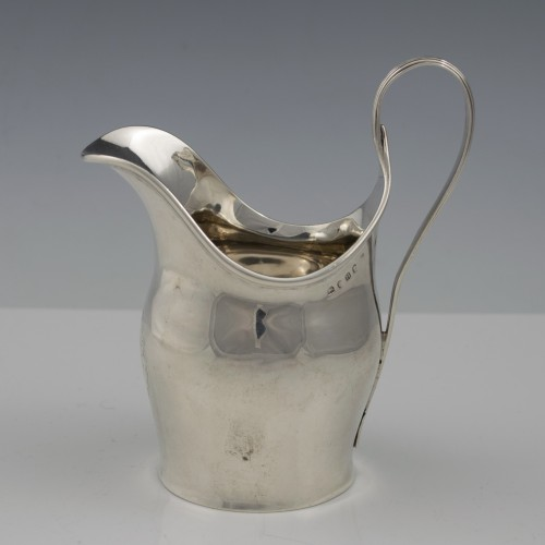 George III Silver Cream Jug 1795