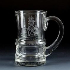 Edward VIII Accession Half Pint Tankard 1937