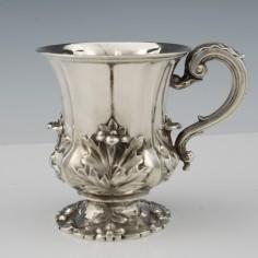 Sterling Silver Tankard London 1830