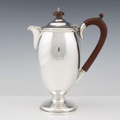 Sterling Silver Coffee Pot Birmingham 1934