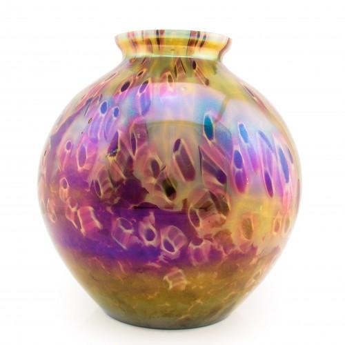 A Kralik Millefiori Vase c1930
