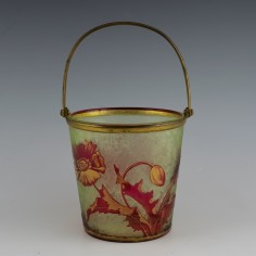 Baccarat Cameo Glass Jardiniere c1910