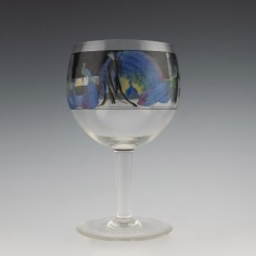 Vedar Art Deco Cocktail Glass  c1925
