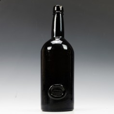 Inner Temple Sealed Wine Bottle c1820
