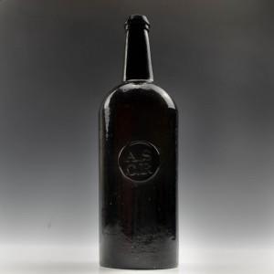 All Souls Common Room Sealed Bottle c1840