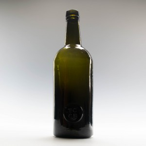 Trinity College Oxford Common Room Sealed Bottle c1835