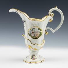 Meissen Rococo Ewer c1750