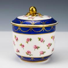 Sèvres Sucrier (Pot à Sucre Calabre) 1784