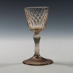 French Cordial Glass from the Early 18th Century