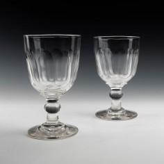 Pair of Victorian Rummers c1875