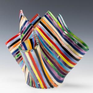 Canne Fazzoletto Vase 2005