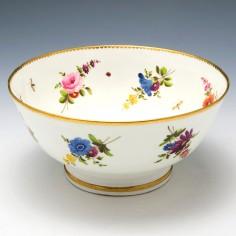 A Swansea Porcelain Bowl c1820