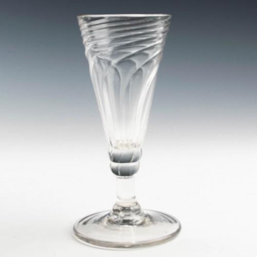 Somerset Wythen Ale Glass c1780