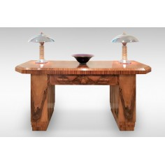 Art Deco Original Console Table in the style of Hille