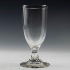 Victorian Ale Glass c1850
