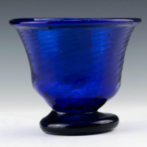 A Georgian Wrythen Moulded Bowl c1800