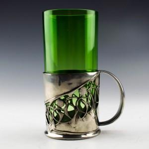 Tudric Beaker for Liberty & Co. c1905