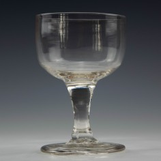 Georgian Dram Glass c1810
