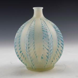 """René Lalique """"Malines"""" Vase c1924 - Marcilhac 957"""