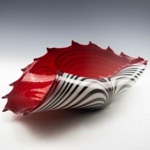 Murano Conch Shell Bowl