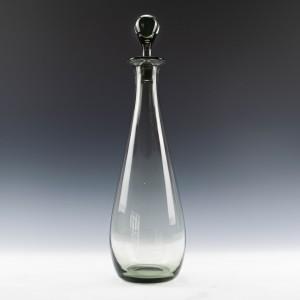 Per Lutken for Holmegaard Teardrop Decanter c1953
