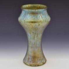 Loetz Ciselé Vase c1900