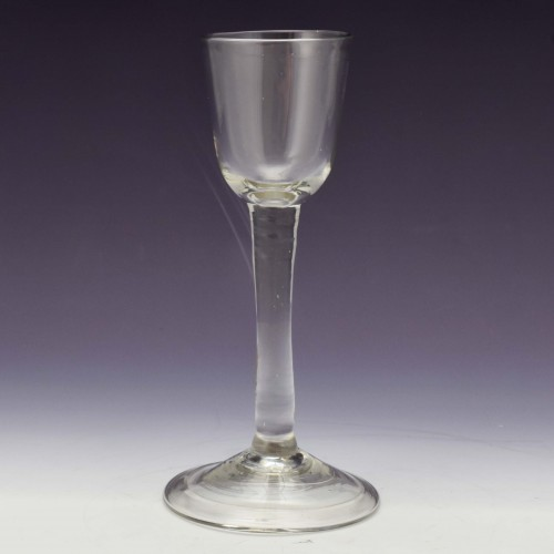 George II wine Glass c1745