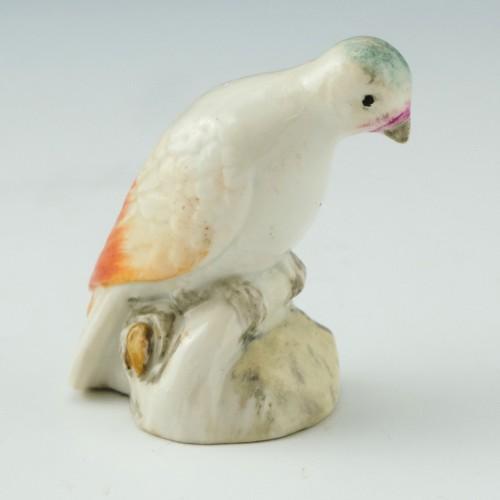 A Rauenstein Porcelain Dove c1820