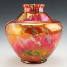 Kralik Glass Vase c1930
