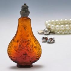 Amber Bernard Perrot Perfume Bottle c1690