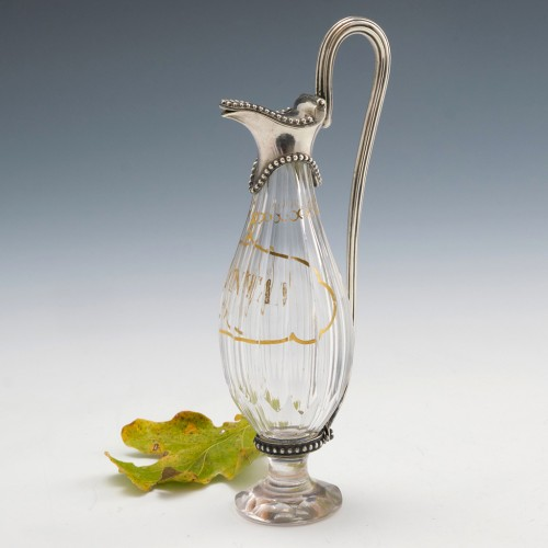 Late 18th Century Cruet Bottle
