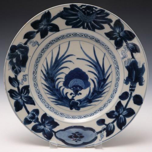 Kangxi Porcelain Charger 1680-1720
