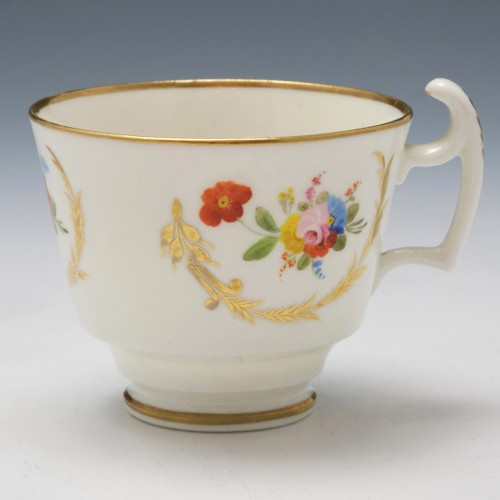 Swansea Porcelain Coffee Cup c1826