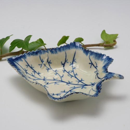 A Staffordshire Pearlware Pickle Dish c1810