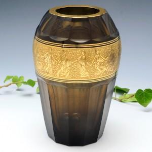 Haida Art Deco Vase c1935