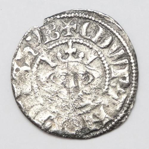 Edward I (1272-1307) Hammered Silver Penny London Mint