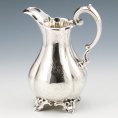 Sterling Silver Creamer London 1850