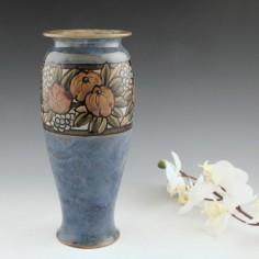 A Royal Doulton Lambeth Stoneware  Vase c1920
