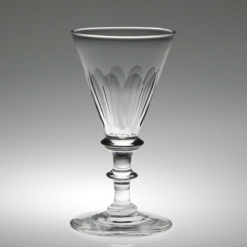 19th Century Gin Glass