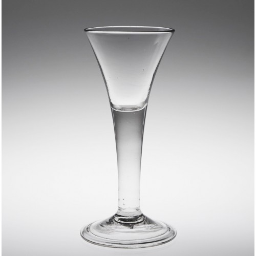 An 18th Century Wine Glass