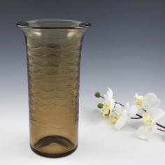 Daum Nancy Geometric Art Deco Vase c1935