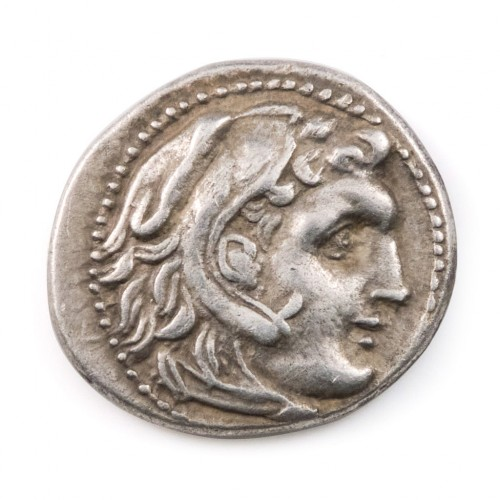 Ancient Greek, Kings of Macedon Antigonos I Monophthalmos in the Name and Types of Alexander III (the Great) 318-301 BC
